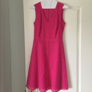 Halogen pink dress (size 2)